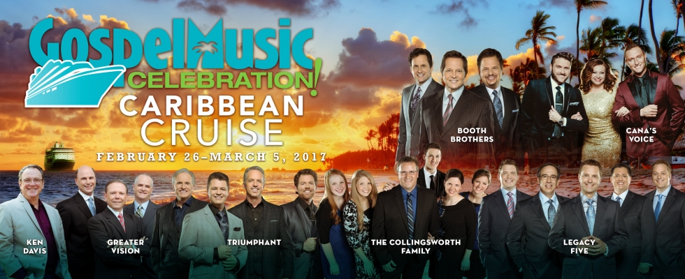 Gospel Music Celebration - Caribbean Cruise