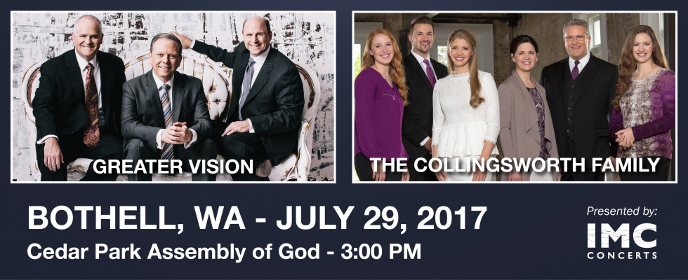 Collingsworth Family & Greater Vision