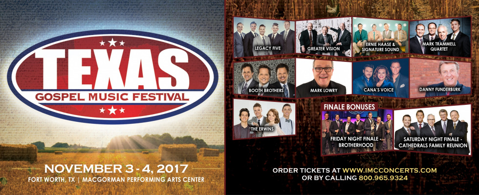 Texas Gospel Music Festival