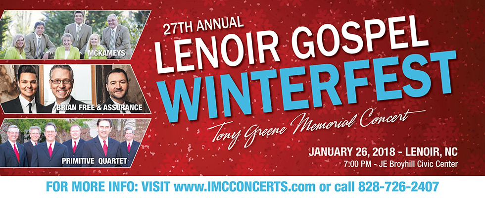 Tony Greene Memorial-WINTERFEST