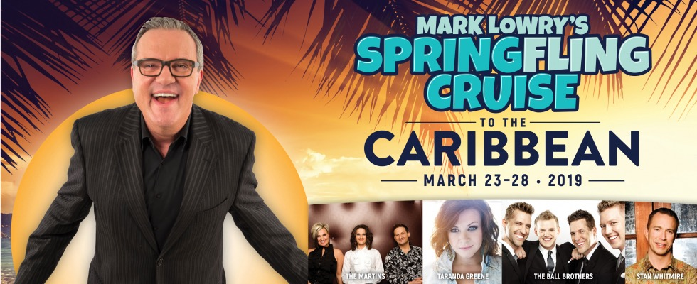 Mark Lowry's Spring Fling Cruise