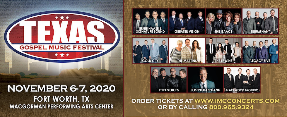 Texas Gospel Music Festival 2020