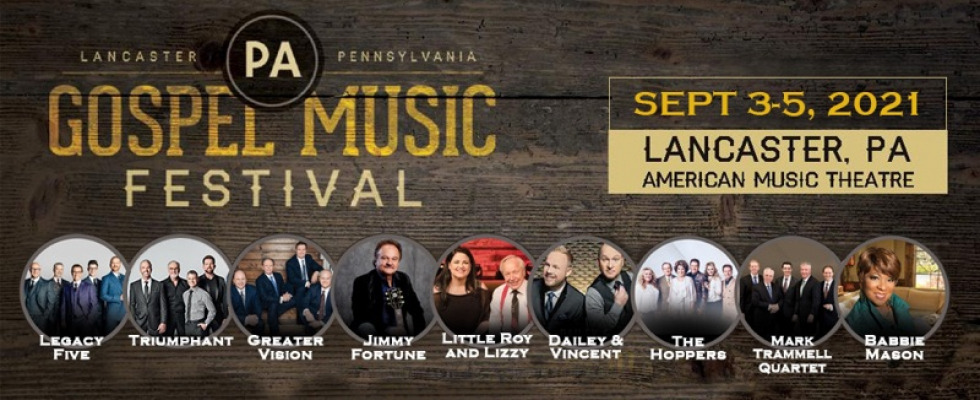 Pennsylvania Gospel Music Festival 2021