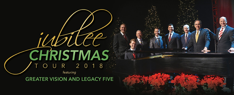 2018 Jubilee Christmas Tour