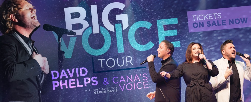 Big Voice Tour